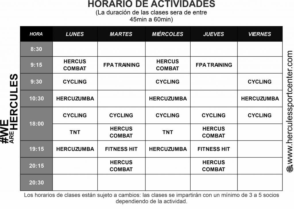 horario-clases-hercules-sport-center